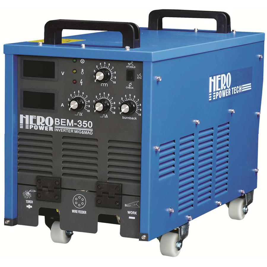 CO2銲機BEM-350寶石藍