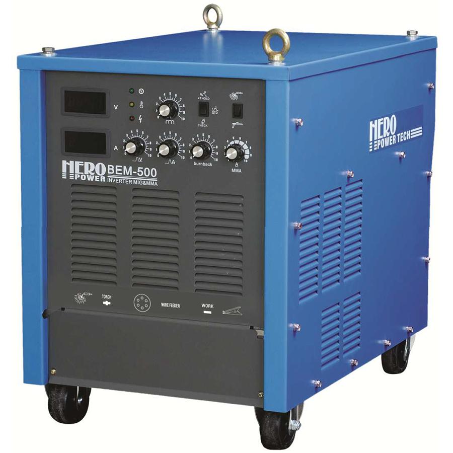 CO2銲機BEM-500寶石藍