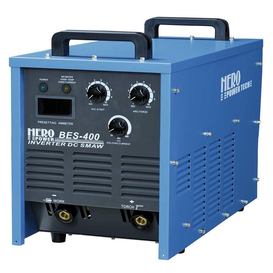 電焊機 BES-400寶石藍